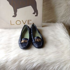 Boden nautical loafers flats